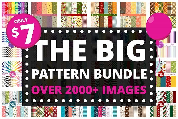 The Big Pattern Bundle