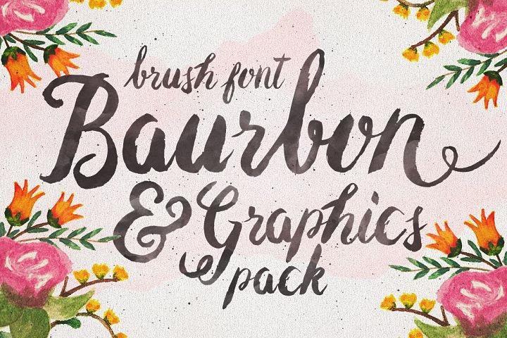 Baurbon and Graphics pack
