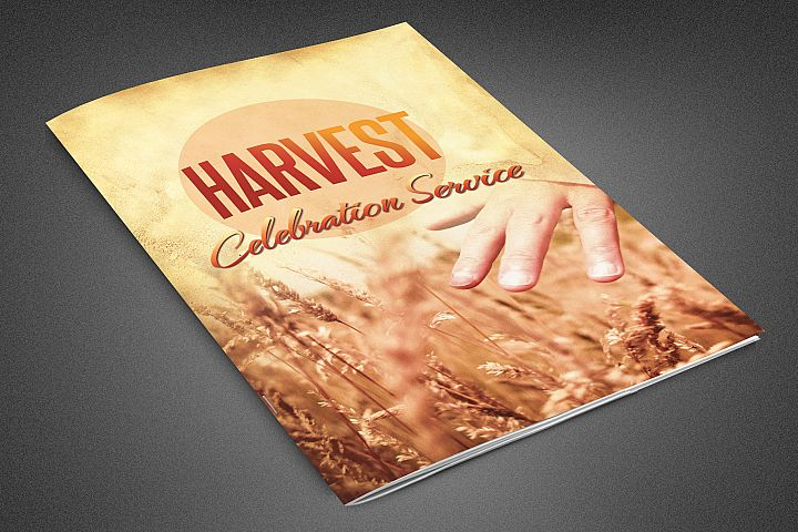 Harvest and Thanksgiving Bulletin