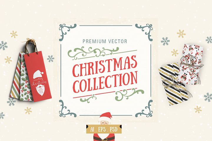 Ultimate Vector Christmas Collection