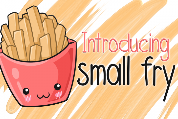 Small Fry Font