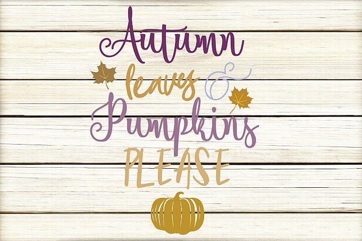 Fall Quotes Bundle / Autumn quotes bundle