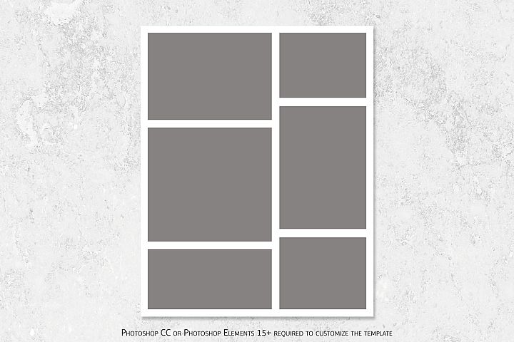 Photo Collage Template