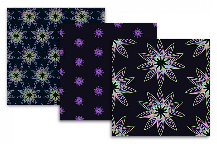 Patterns Stars - Set