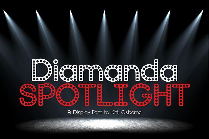 Diamanda Spotlight