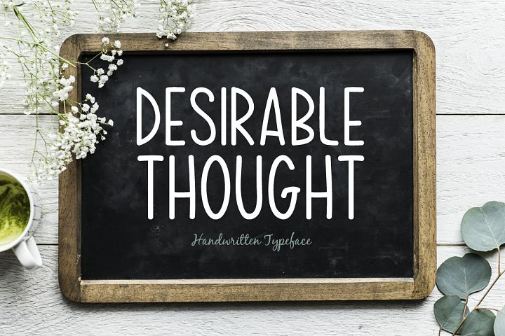 Desirable Thought
