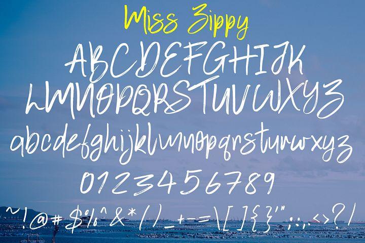 MIss Zippy example image 6