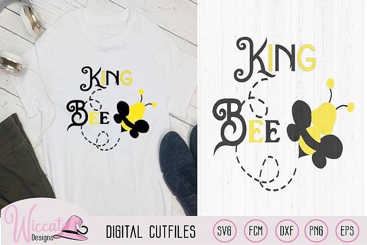 King bee svg, Queen svg, Bee quote svg, Bumble bee svg,