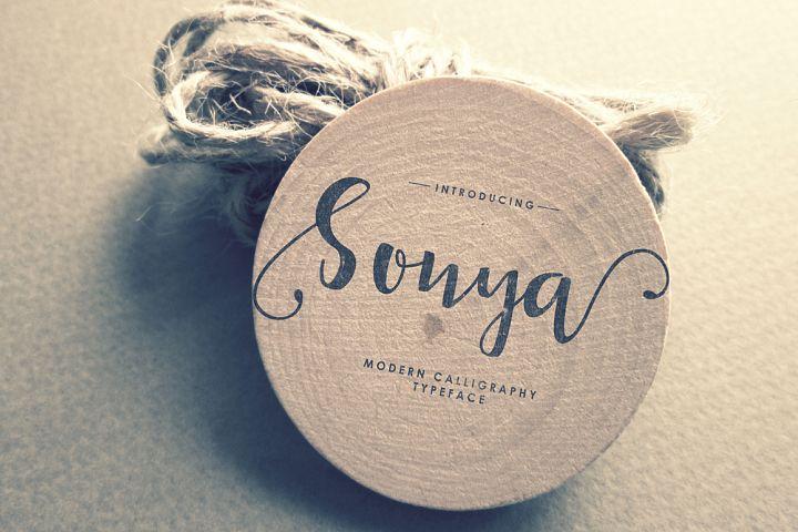 Sonya Script
