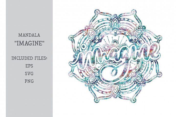 Mandala - Imagine