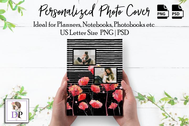 Photo Cover Frame Art for Planner, Notebook, Photobook St1 5