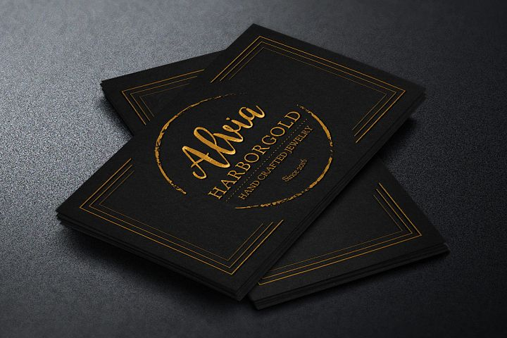 Business cards design bundles jewelry store business card photoshop template godserv designs templates business cards reheart Gallery