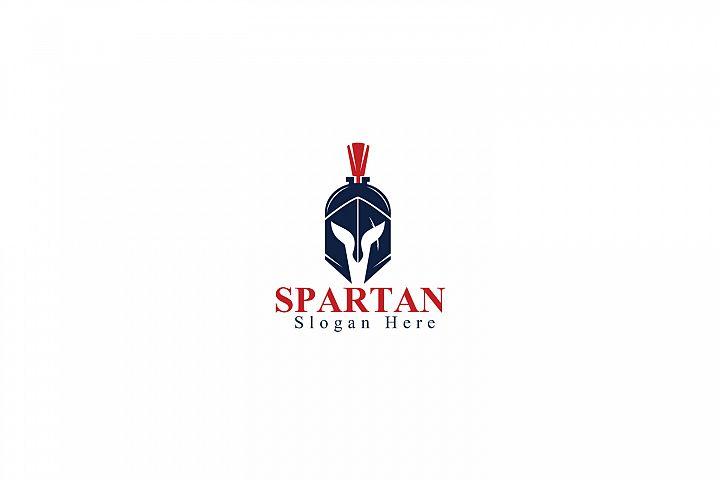 Spartan Logo Design.