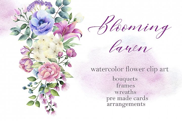 BLOOMING LAWN