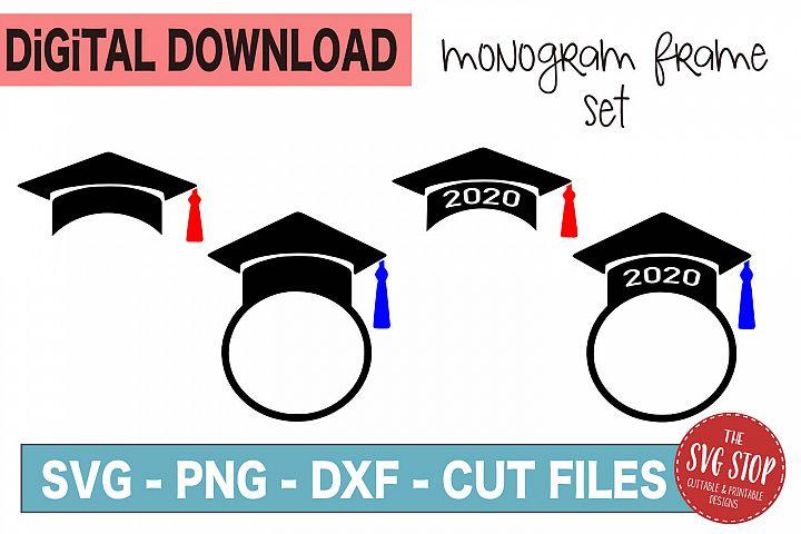 2019 Graduation Design -SVG, PNG, DXF