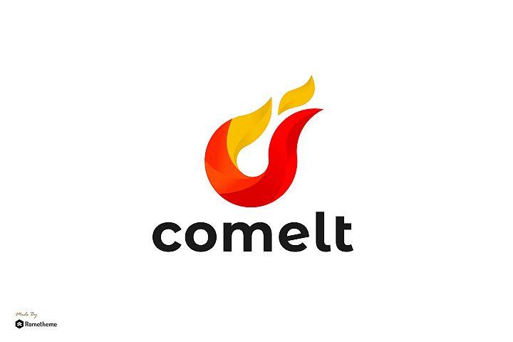 Comelt - Logo Template RB