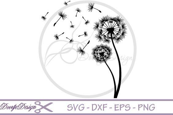 Dandelion cutting files