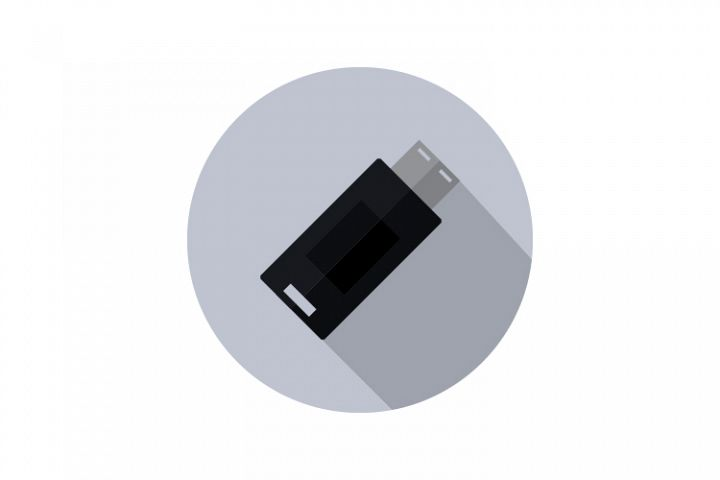 USB pen icon