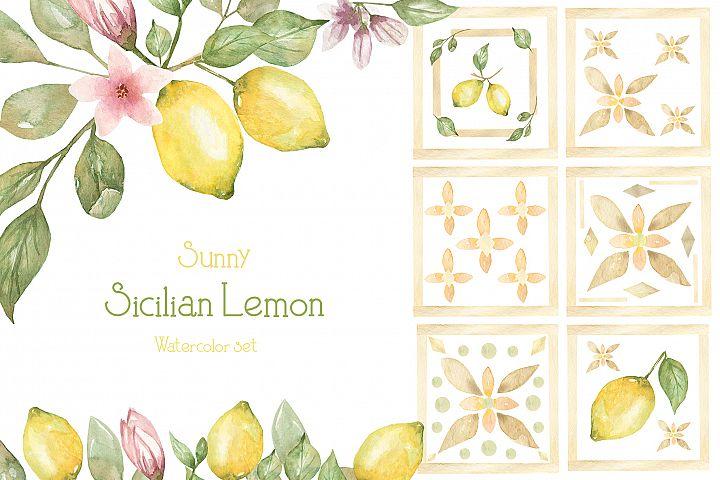 Sunny Sicilian Lemon