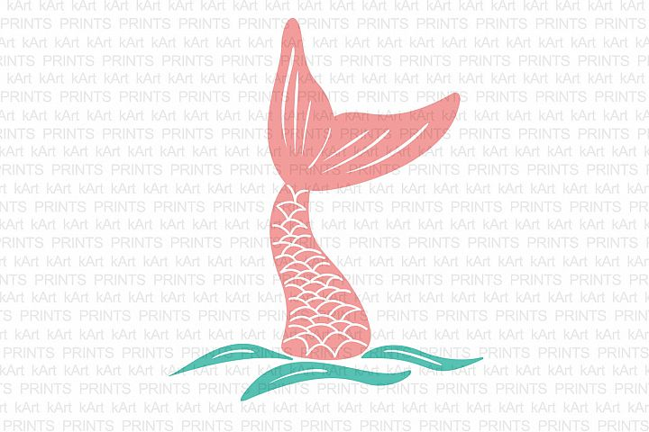 mermaid tail svg, hand drown mermaid tail, fish tail svg