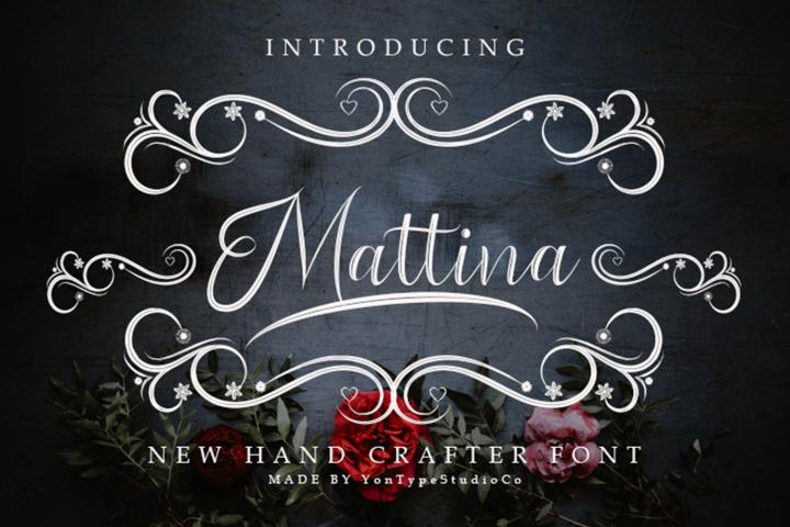 Mattina Font