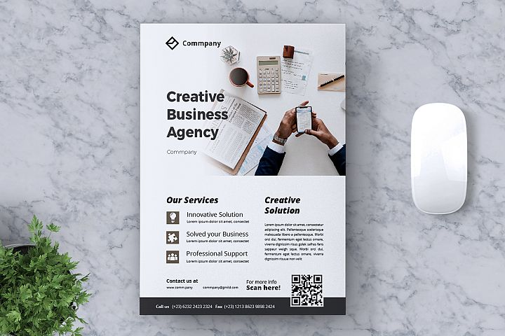 Corporate Business Flyer Vol. 13
