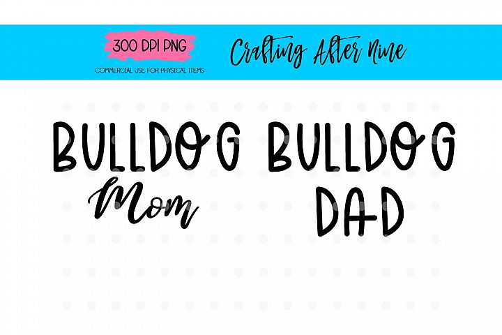 Bulldog Mom SVG, Dog Breed, Bully Mama, Puppy Puppers