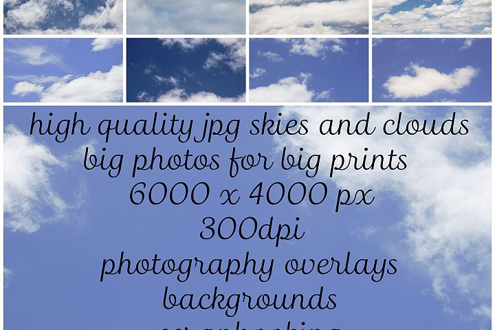9 Colour Sky Photos