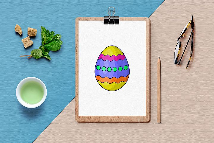 Spring icons set, cartoon style example 4