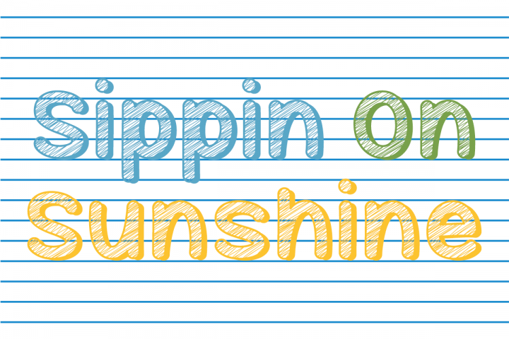 Sippin On Sunshine