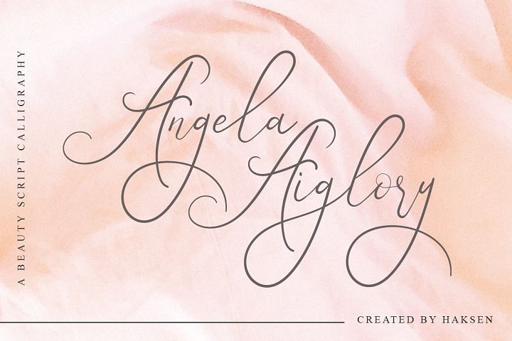 Angela Aiglory Beauty Script