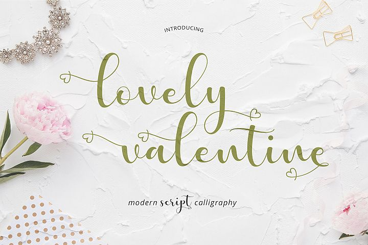 Lovely Valentine