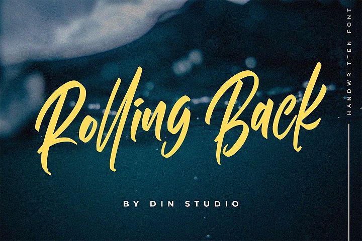 Rolling Back - Casual Script
