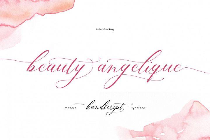 Beauty Angelique