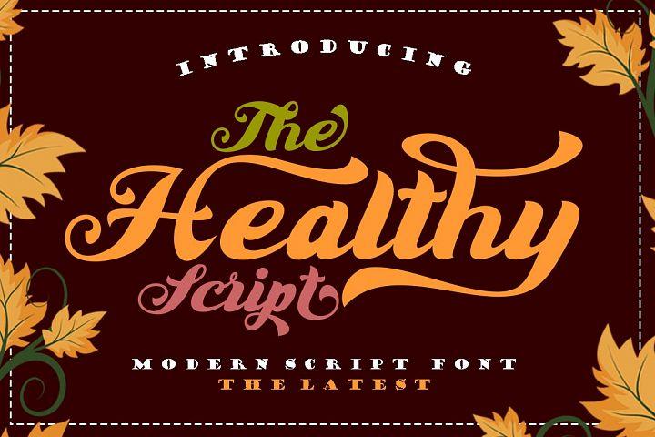 The Healthy Script