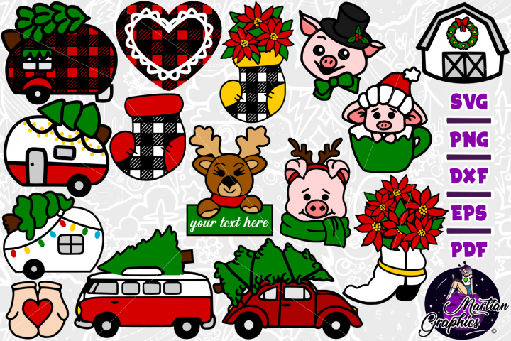 Simple Christmas Country Bundle