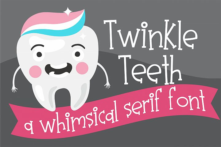 ZP Twinkle Teeth