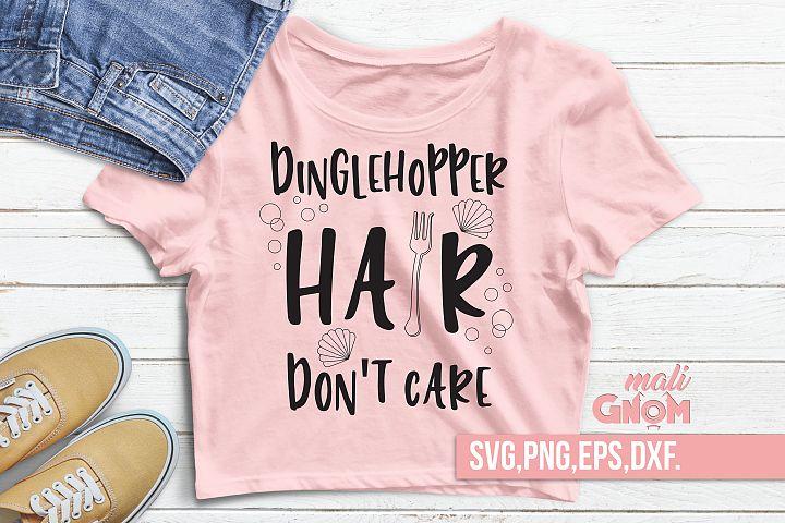 Dinglehopper Hair dont care