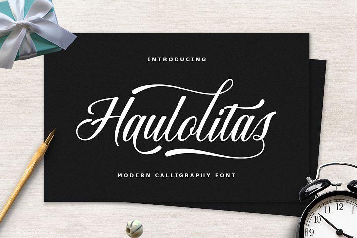 Haulolitas Script