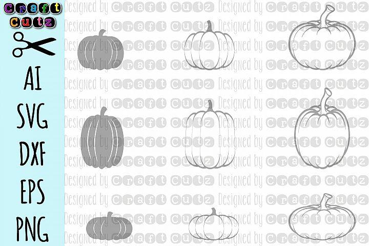 Pumpkin Cut File, Jack olantern svg, Halloween svg, Fall