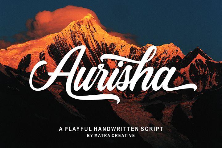Aurisha Script