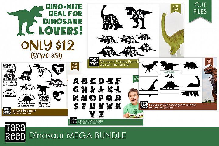 Dinosaur MEGA Bundle