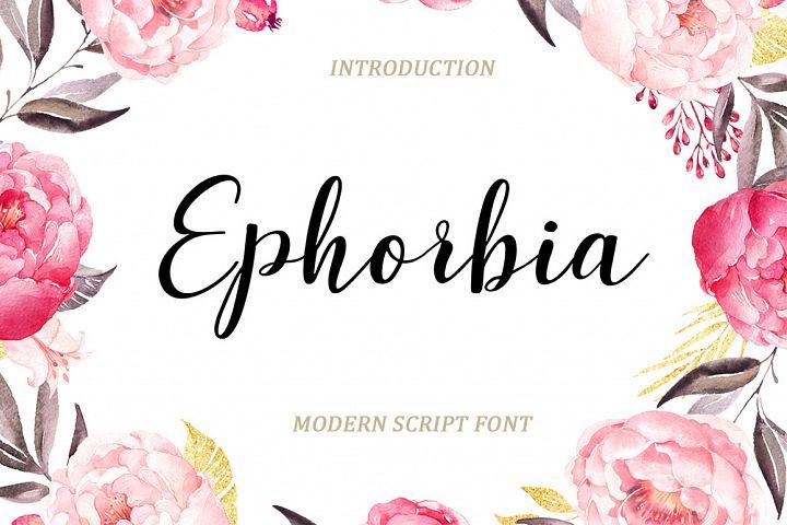 Ephorbia
