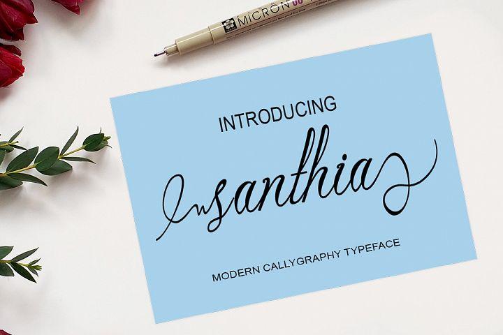 Santhia script