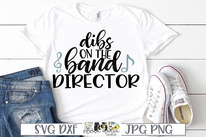 Band Director Svg | Dibs on the band director Svg