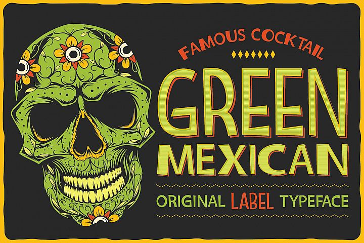 Green Mexican