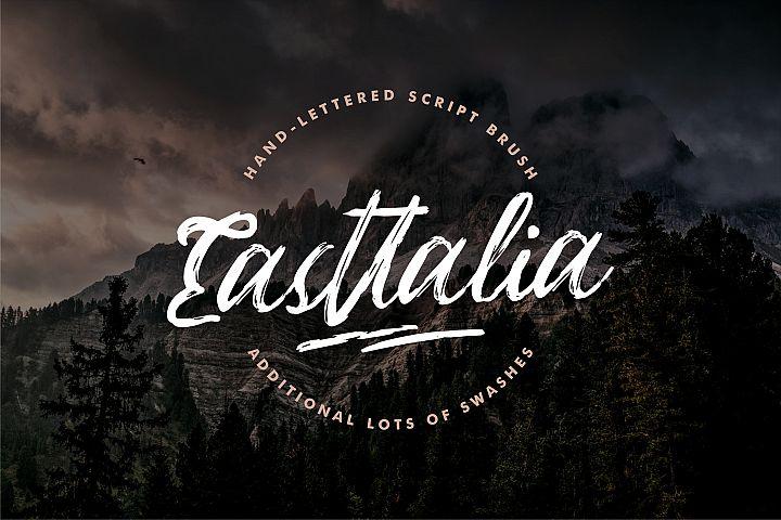 Easttalia Script Brush