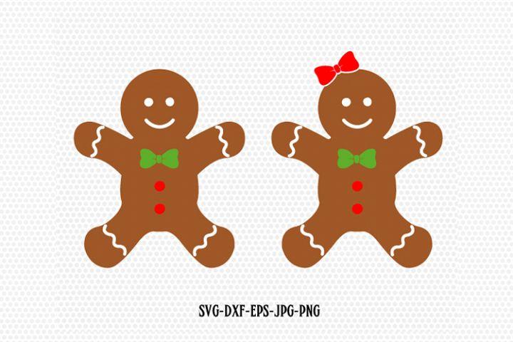 Gingerbread Cookies svg, Gingerman Svg, christmas svg