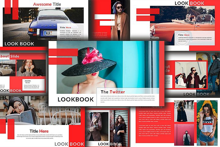 The Twitter Lookbook - Keynote