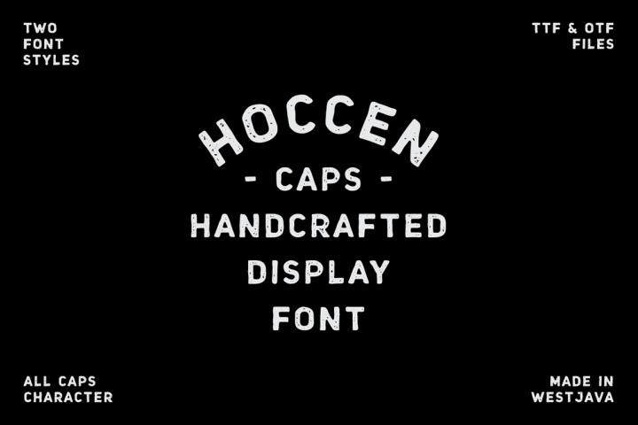 HOCCEN CAPS